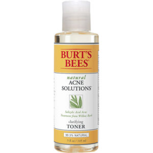 11. Burt's Bees Natural Acne Solutions